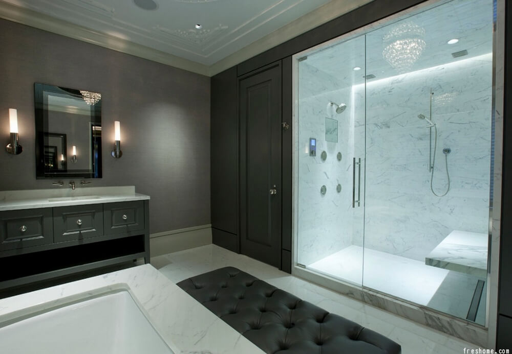 Dreamy Bathroom Amenities | Luxury Bathrooms