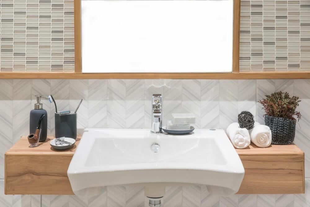 Timeless Backsplash Ideas For Your Bathroom Bathroom Backsplash