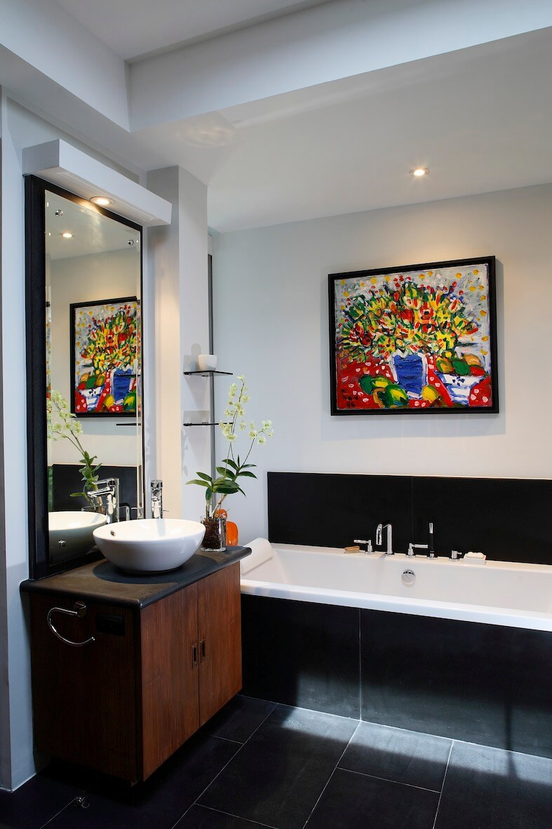 modern bathroom - Modern Bathroom Remodel Designs