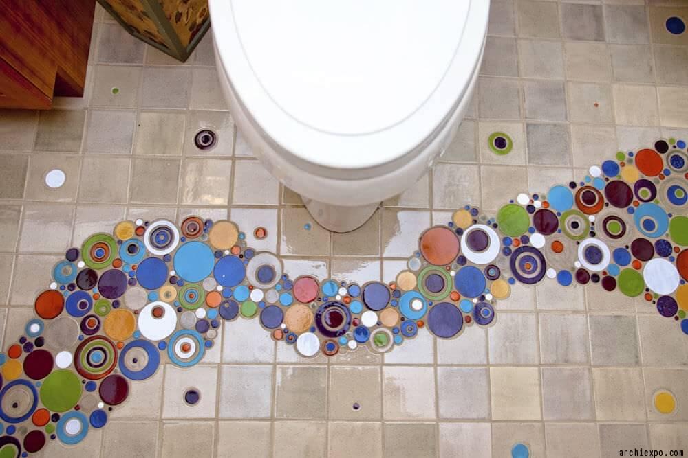 Unique Tile Ideas For Your Bathroom | Bathroom Tile
