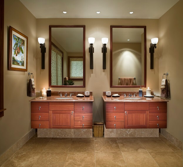 Bathroom Floor Trends You Need To Know Tile - Installing tile floor in bathroom