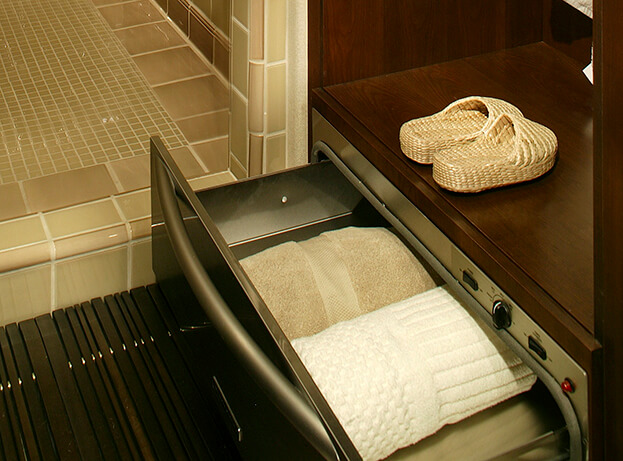 Spa Bath Towel Warmer