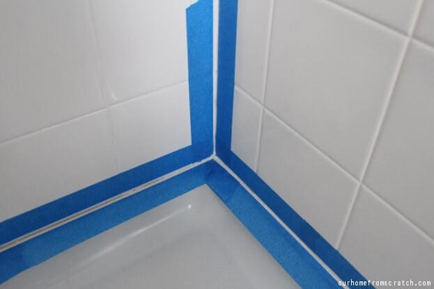 how to re caulk a bathtub bathroom remodeling. Black Bedroom Furniture Sets. Home Design Ideas