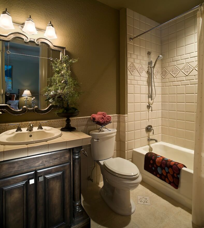 2018 bathroom renovation cost bathroom remodeling cost for Small bathroom upgrade ideas