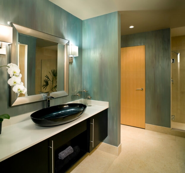 Hot Bathroom Colors 2017: 2017 Kitchen & Bathroom Trends You Should Know
