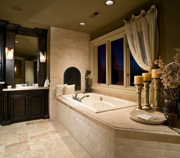 tub - Master Bathroom Designs 2016