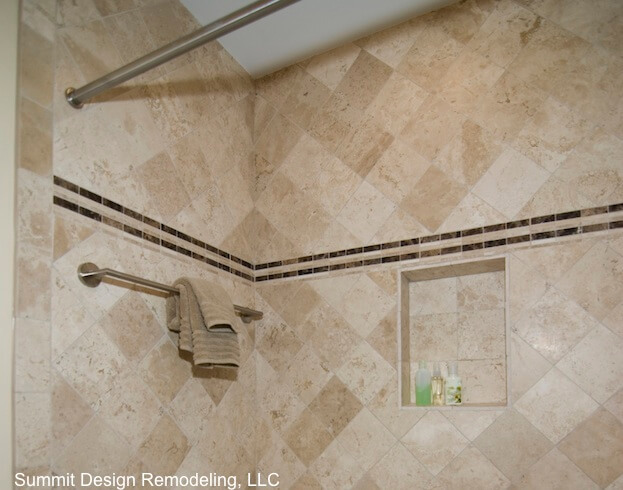 How To Install Shower Grab Bars | Shower Safety Bars