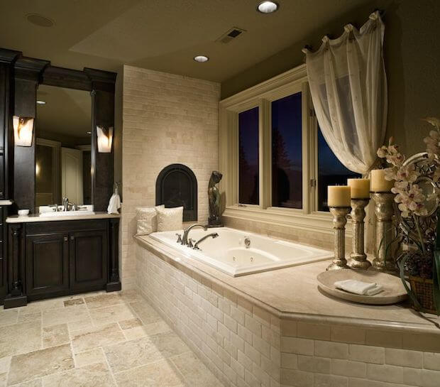 Luxury Master Bathrooms Every Couple Dreams Of - Master bathroom bathtubs