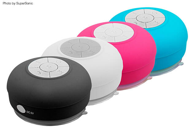 Gentil Bluetooth Shower Speaker