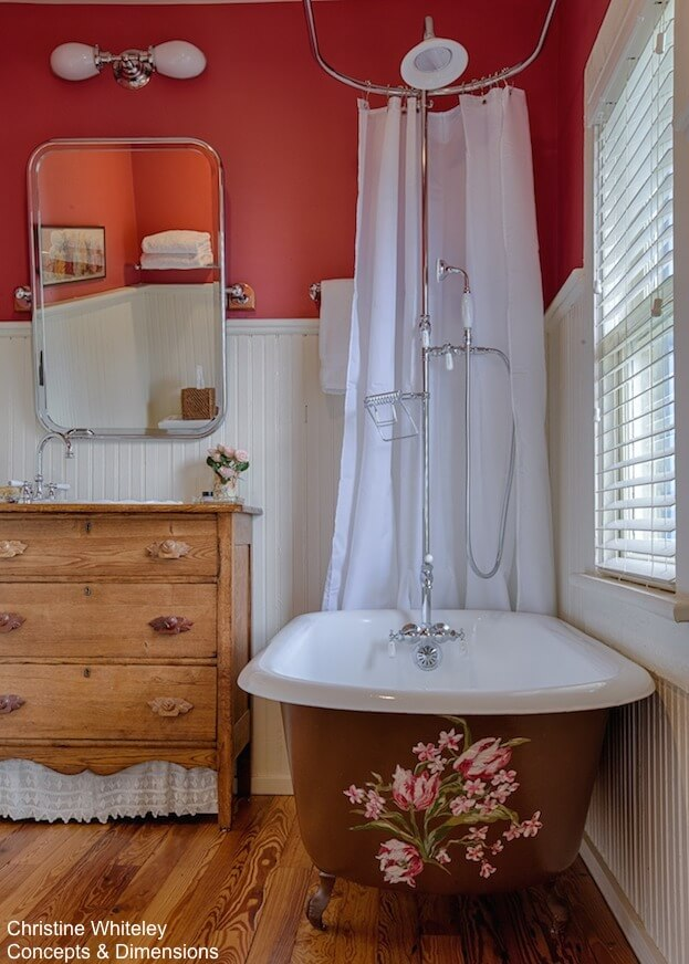 Add Shower To Clawfoot Tub. Freestanding Tub How To Add A Shower  Claw Foot Tubs