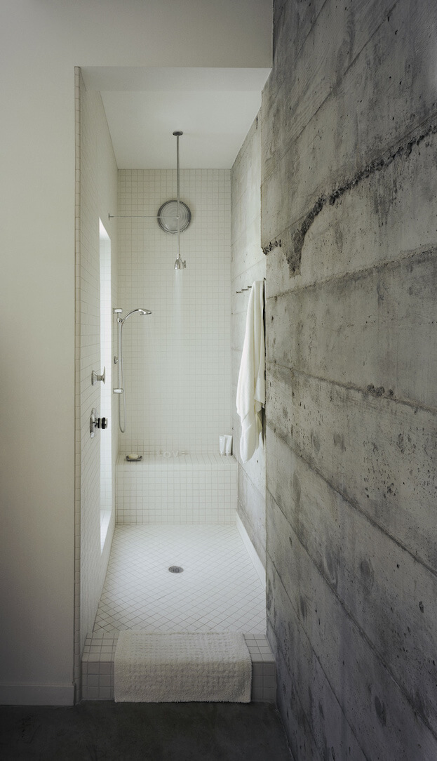 Narrow Shower With Windows