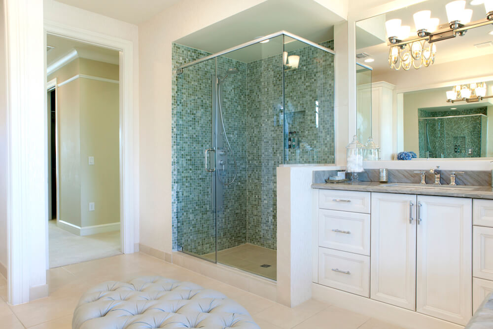 Beau Shower Glass Panel Costs