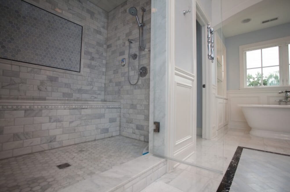 2019 cost to tile a shower how much to tile a shower - How much it cost to build a bathroom ...