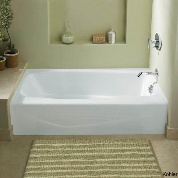 extra deep clawfoot tub. Villager 8 Soaker Tubs Designed for Small Bathrooms  Bath Remodel