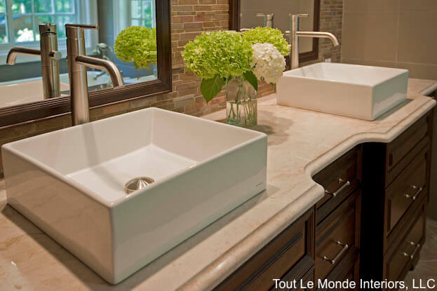 soapstone bathroom countertops - Laminate Bathroom Countertops