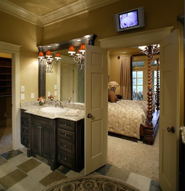 Top home security systems of 2014 home protection for Mens bathroom designs