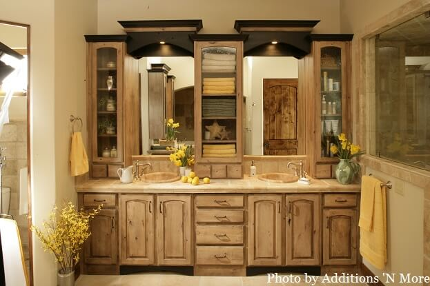Bathroom Vanity Design Ideas Bathroom Remodeling - Cabinets to go bathroom vanity