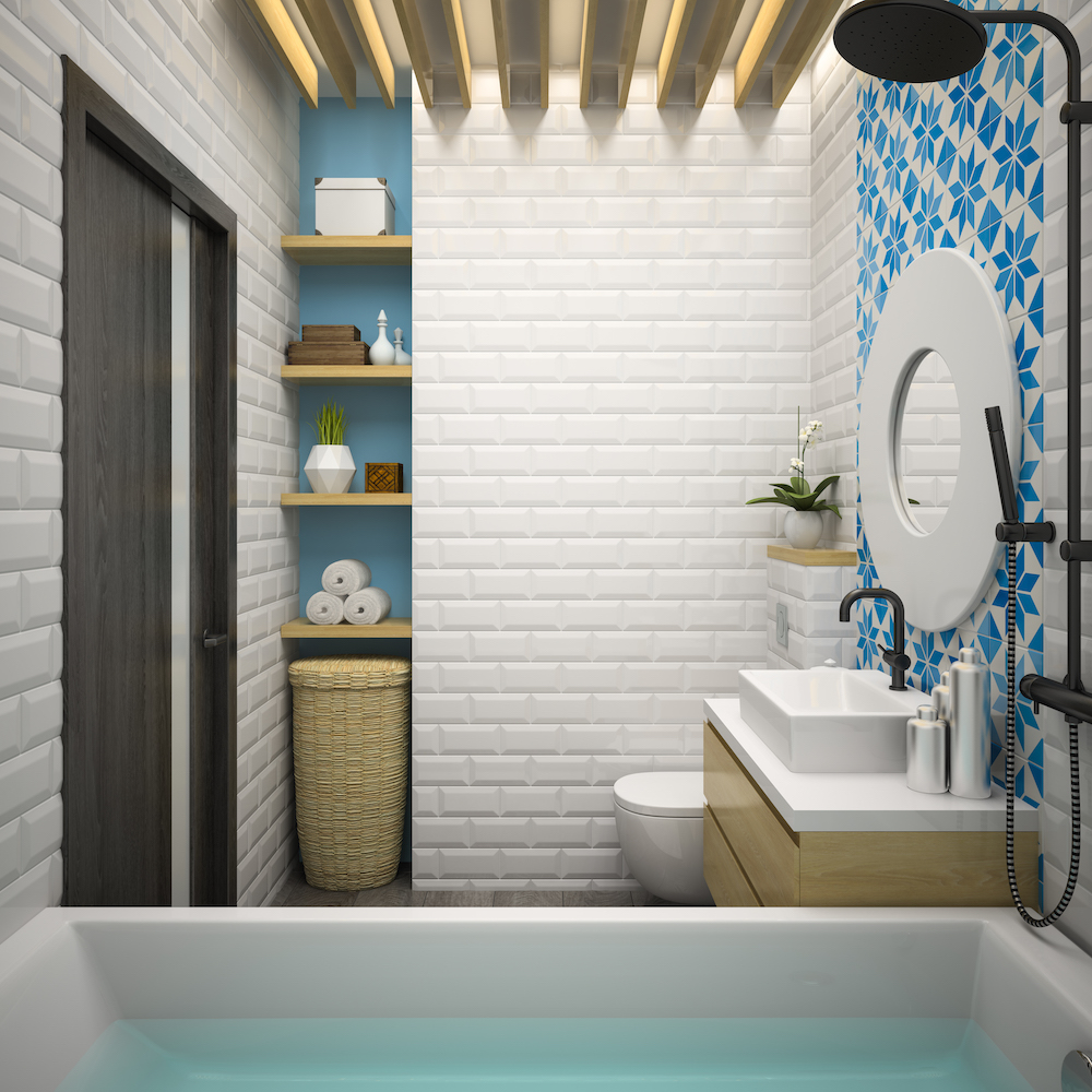 Bathroom Tile Costs