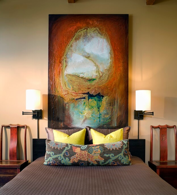 7 effortless ways to brighten your bedroom decorate artwork aloadofball Choice Image