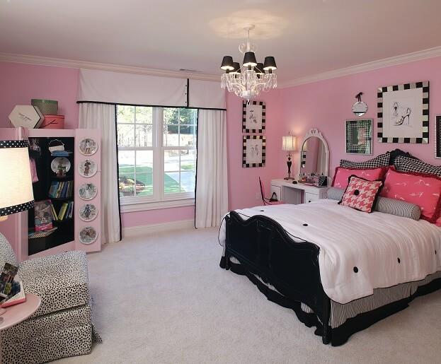 Superbe Girls Room