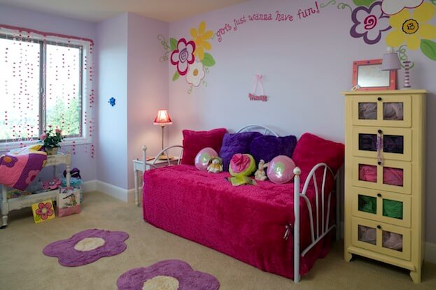 Painted Bedroom. Interior Painting Cost   How Much Does It Cost To Paint A Room
