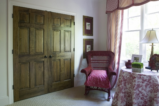 French Wooden Closet Doors