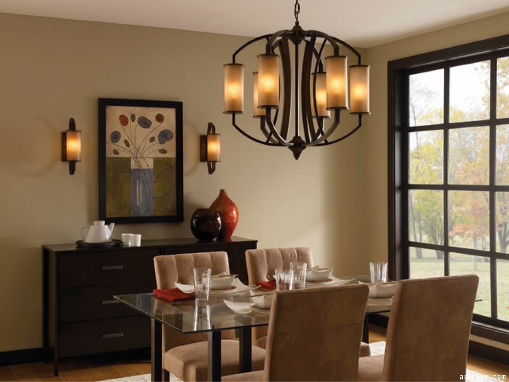 Dining Room Chandeliers Ideas | Light Fixtures