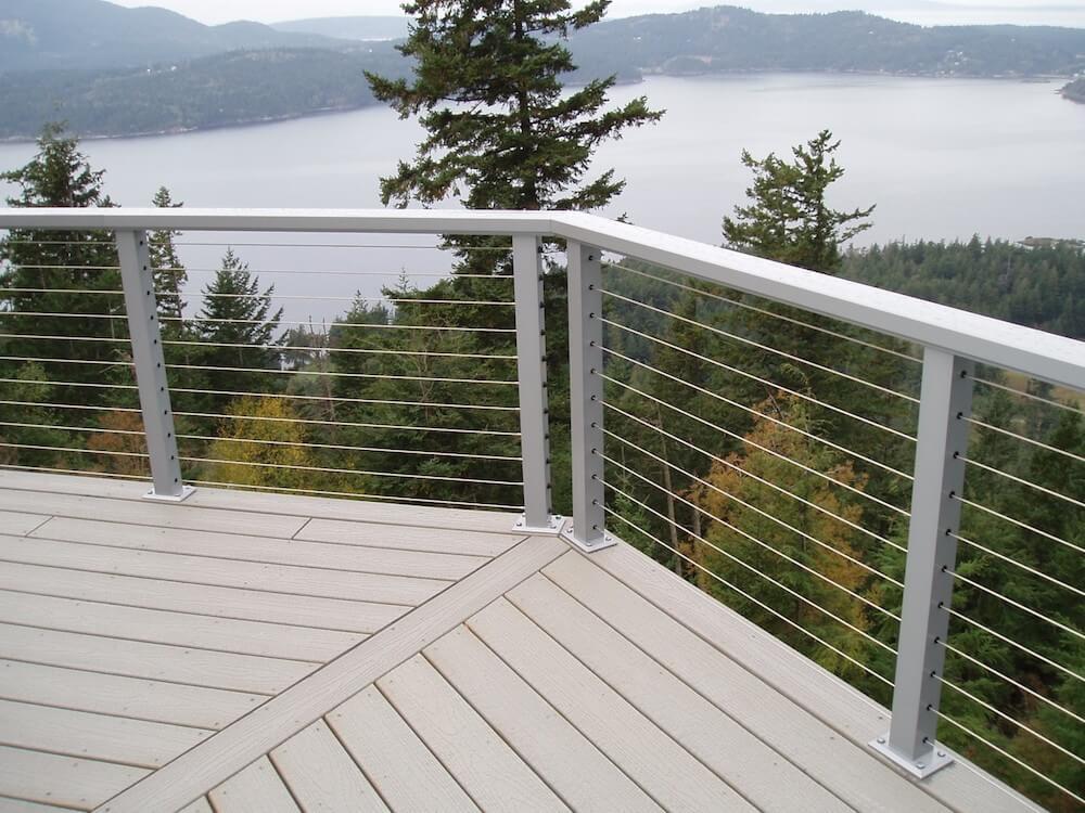 2019 Aluminum Decking Cost Aluminum Deck Cost Amp Materials