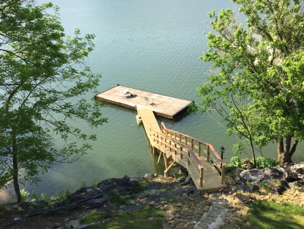 2017 Boat Dock Costs Boat Dock Plans Types