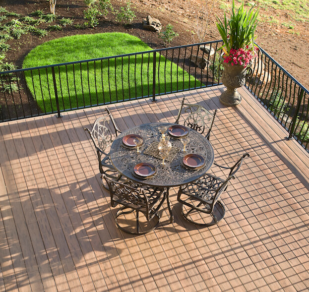 Patio Deck Building Materials: What's The Difference Between A Patio And A Deck?
