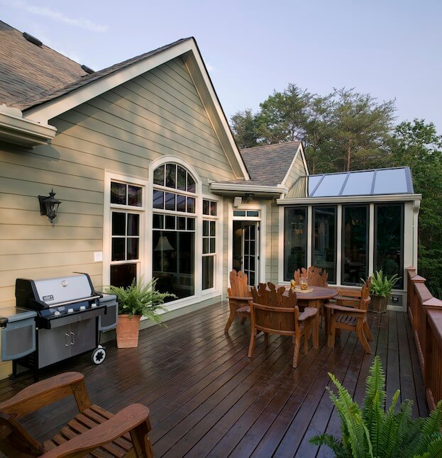 How Much Does It Cost To Build A Deck Re