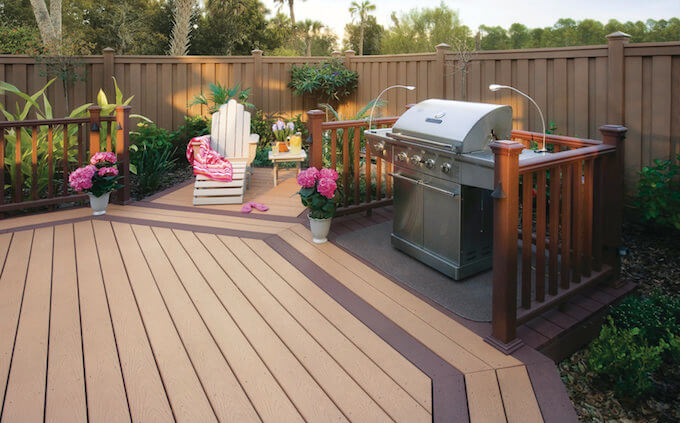 2018 Trex Decking Prices