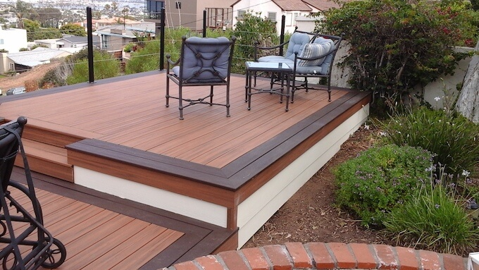 2018 Composite Decking Prices Cost Of Composite Decking