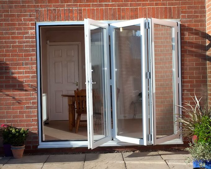2018 Bifold Door Costs How To Install Bifold Doors
