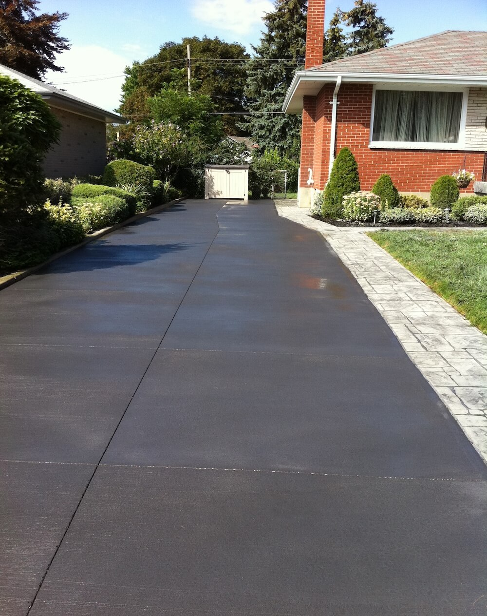 2018 driveway installation cost cost to repave a driveway asphalt driveway cost solutioingenieria Images
