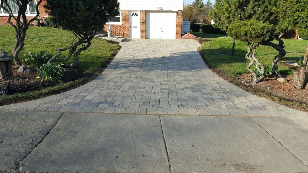2018 driveway installation cost cost to repave a driveway brick driveways solutioingenieria Images