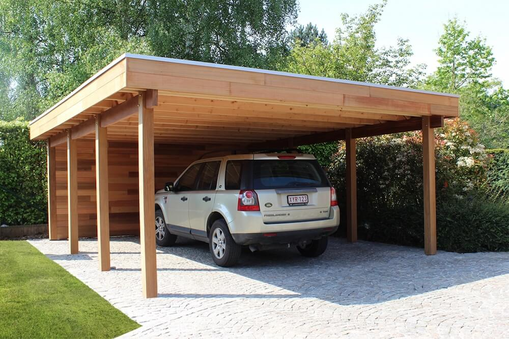 Convert carport to garage ontario floors doors for Garage building material calculator
