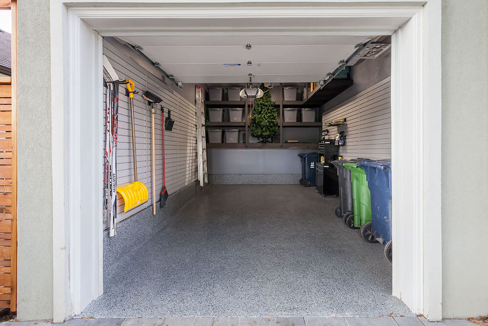 2018 garage remodel cost cost to finish a garage for Cost of addition over garage