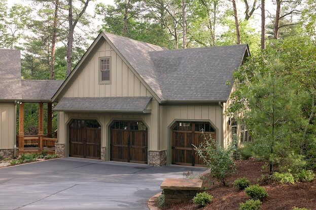 Detached vs attached garages which is right for you for Farmhouse plans with detached garage