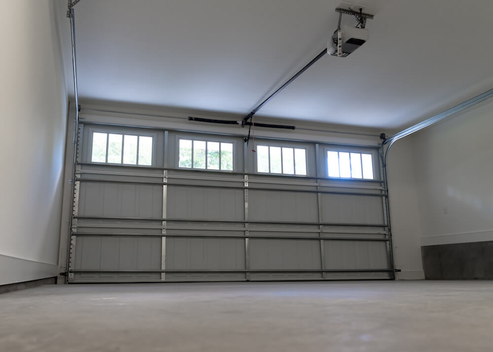 door garage wooden doors spring residential prices cost replacement glass aluminum