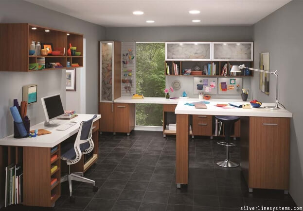 Garage Home Office