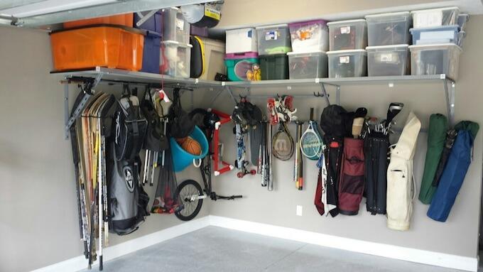 Garage Organization Ideas & Systems