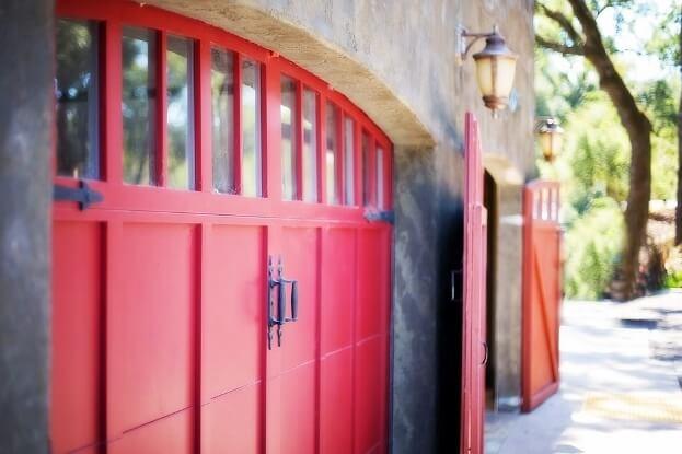Red Door Garage