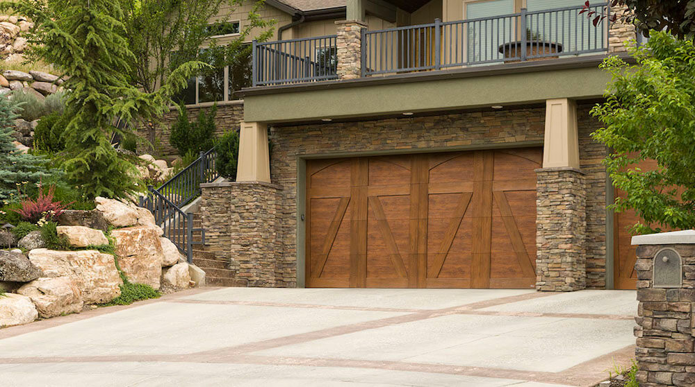 2018 Wood Garage Doors Prices Wood Garage Door Cost