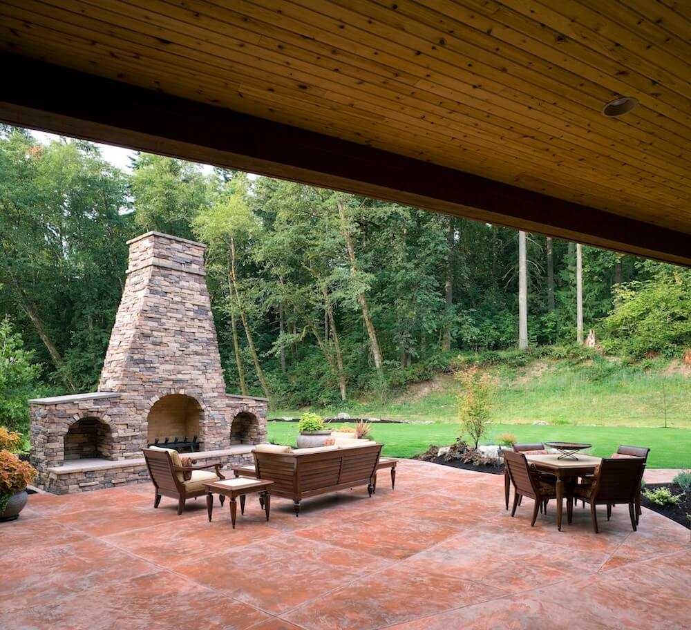 Nice How To Build An Outdoor Fireplace