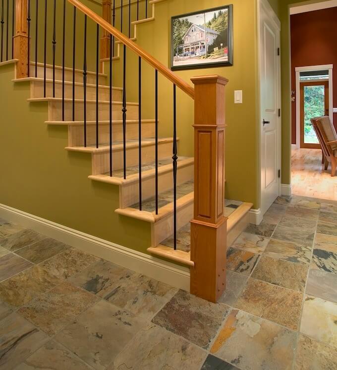 2018 Slate Floor Tiles Cost | Slate Flooring Cost | Slate