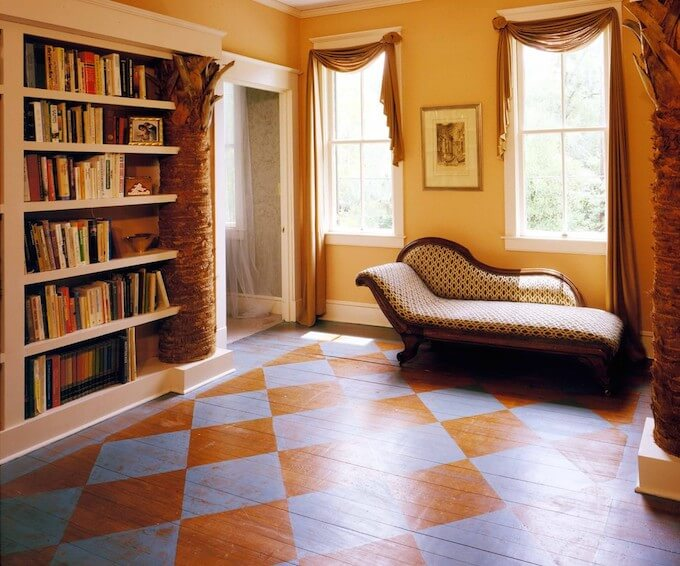types of floors to paint - Paint For Wooden Floor