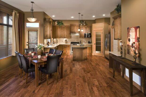Merveilleux Solid Hardwood Floors