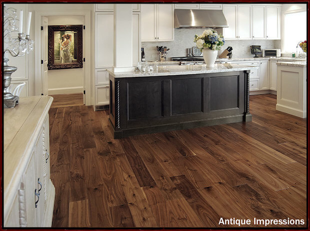 Kitchen Color Ideas To Go With Walnut Flooring