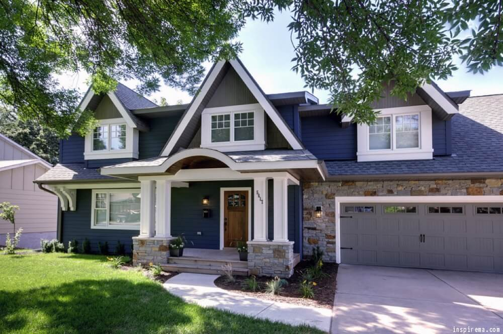 Top Exterior Home Color Schemes